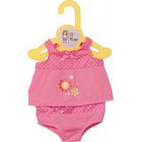 Dolly Moda Spodní prádlo 38 - 46 cm růžová