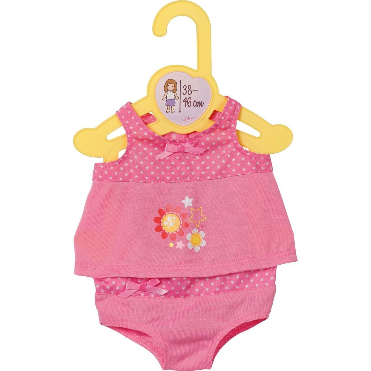 Zapf Dolly Moda Spodní prádlo 38-46cm, 2 druhy