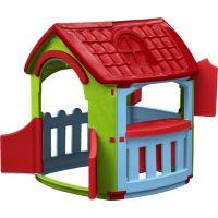 Marianplast Domeček s kuchyňkou - Červená střecha