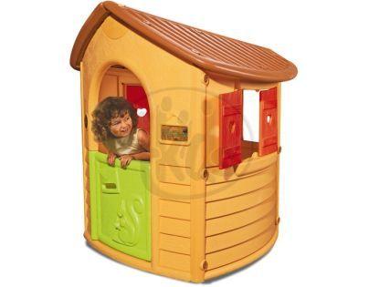 Smoby 310160 - Zahradní domek Natur Home