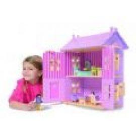 Domeček pro panenky, to je malinký svět sám pro sebe