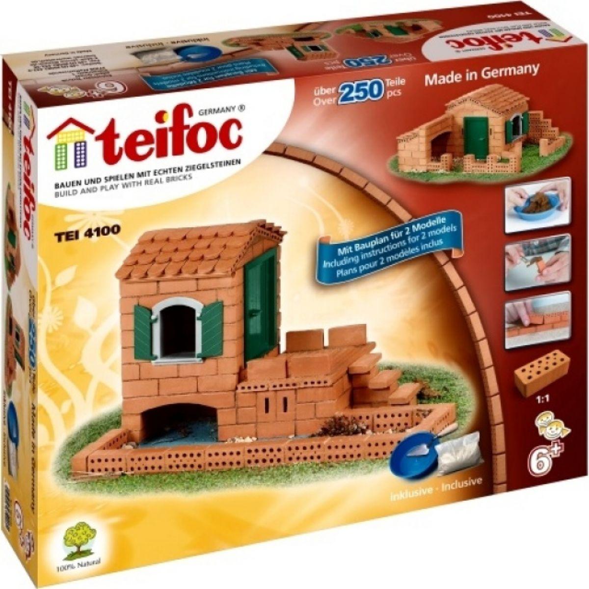 Teifoc 3544 (4100) -  Domek Joaquin