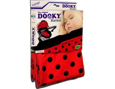 Dooky Oboustranná deka Lady Bug