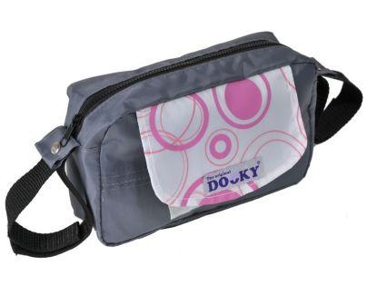 Dooky Organizér Travel Buddy Pink Circles