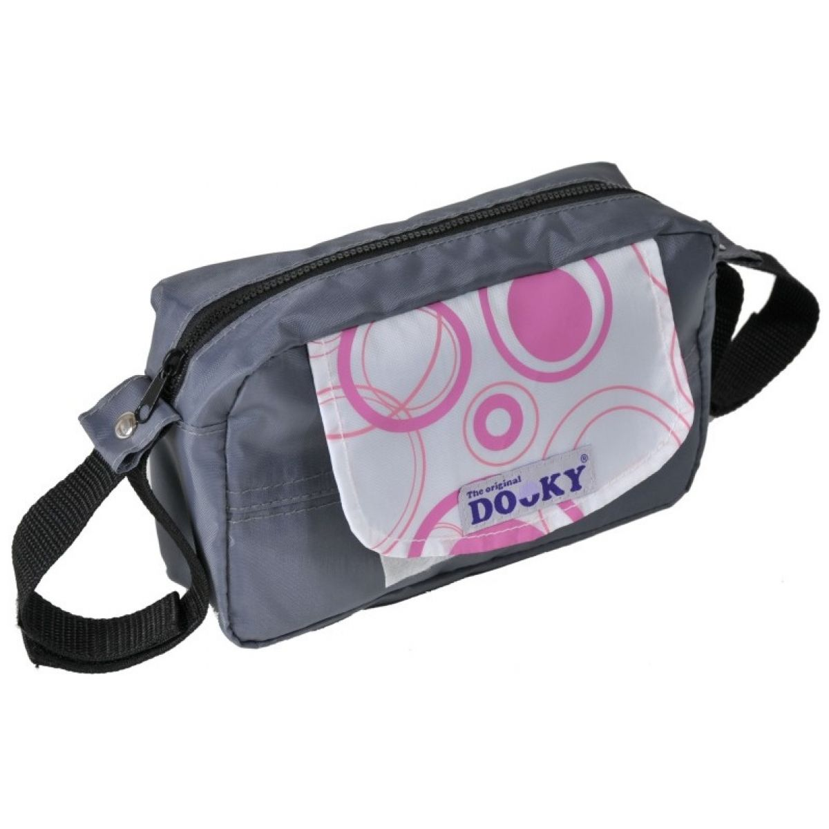 Dooky Organizér Travel Buddy Pink Circles