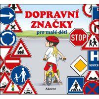 Akcent Dopravní značky pro malé děti