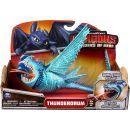 Dragons Akční figurky draků - Thunderdrum modrý 3