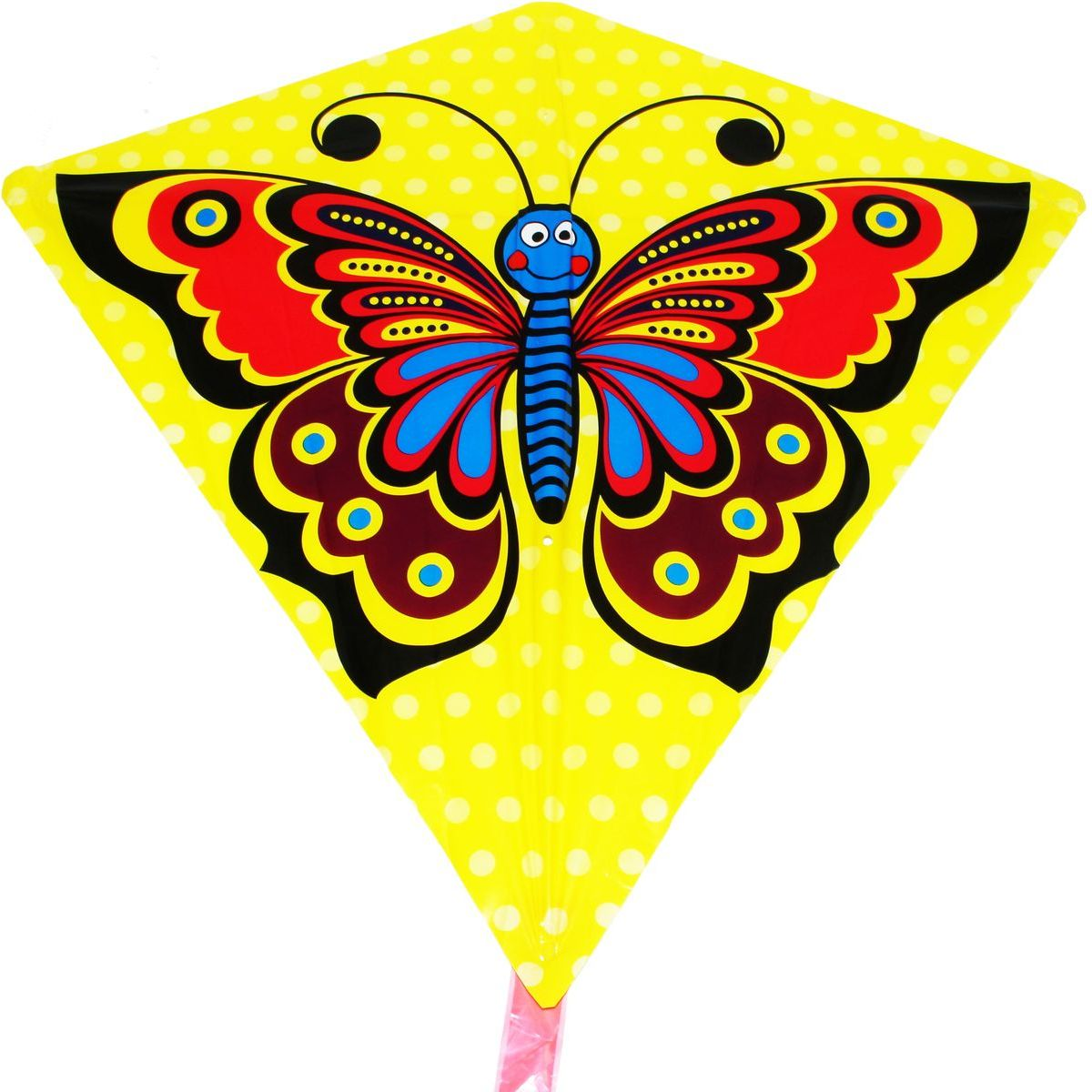Drak lietajúci motýľ