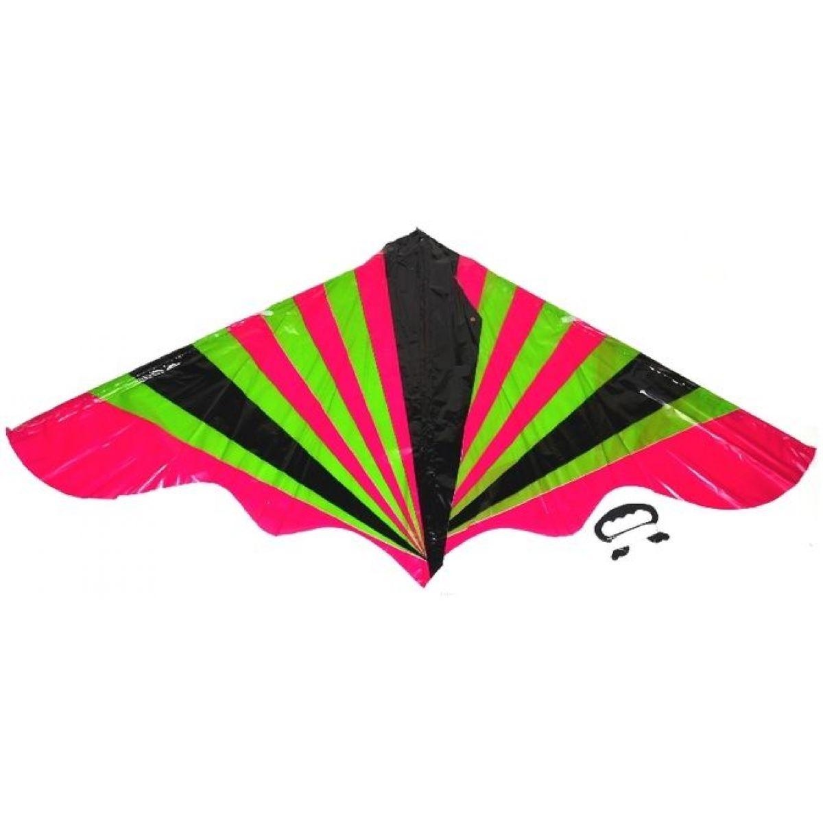 Drak lietajúci plastový farebný