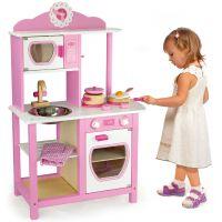Viga Dřevěná kuchyňka pro princezny