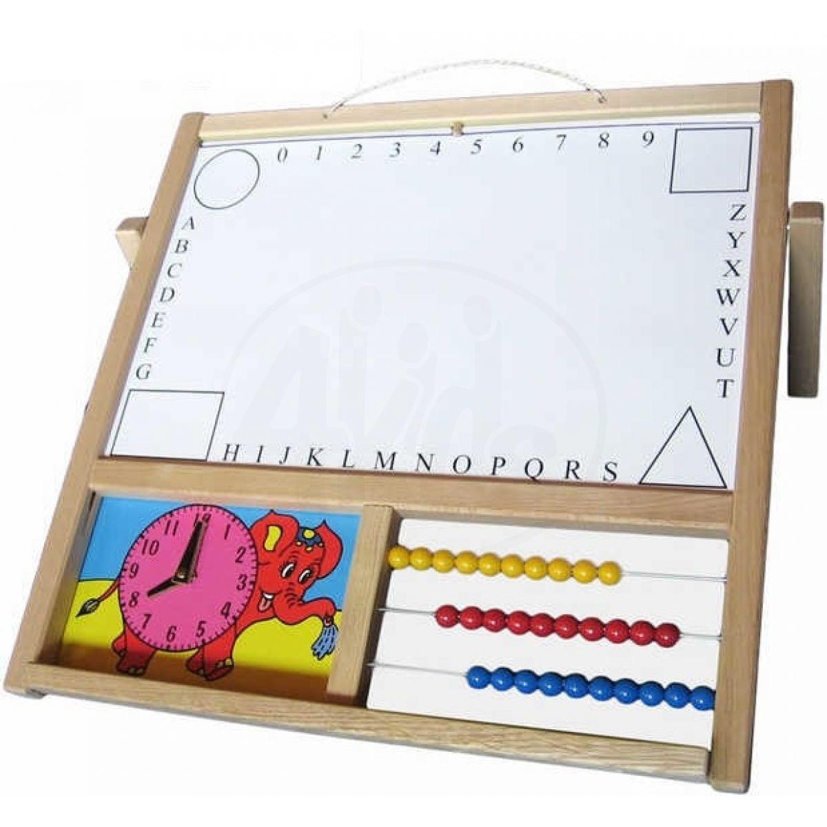 Dřevěné hračky Jaroš Tabule závěsná stolní