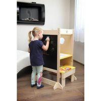 Dřevěné hračky Jaroš Učící věž víceúčelová 4