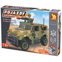 Dromader 20218 Vojáci RC Auto na vysílačku 284 ks