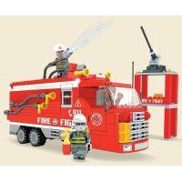 Dromader Stavebnice Požární hlídka 309 dílků 2