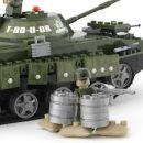Dromader Stavebnice Vojáci Tank 213 dílků 4