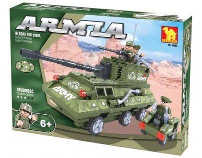 Stavebnice Dromader Vojáci Tank 22604