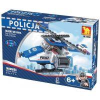 Dromader Policie vrtulník