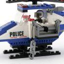 Stavebnice Dromader Policie Vrtulník 23401 4