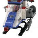 Stavebnice Dromader Policie Vrtulník 23401 3