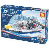 Stavebnice Dromader Policie Člun 23501