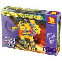 Dromader Stavebnice Kosmický Robot 199 dílků