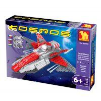 Dromader Stavebnice Kosmická loď 140 dílků