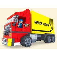 Dromader Stavebnice Auto Kamion 271 dílků 2