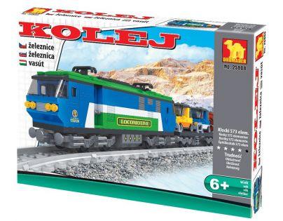 Dromader 25808 Železnice Elektrický vlak