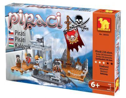 Stavebnice Dromader Piráti 27502