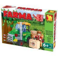 Stavebnice Dromader Farma 28401