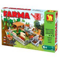 Dromader Stavebnice Farma Chlívek 177 dílků