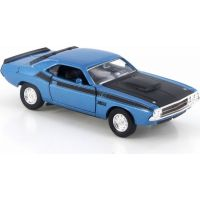 Dromader Welly Auto 1970 Dodge 1:24 modrý