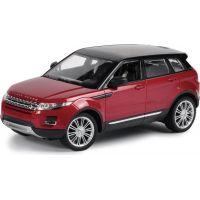 Welly Auto Land Rover Range Rover Evoque 1:24 čerevný