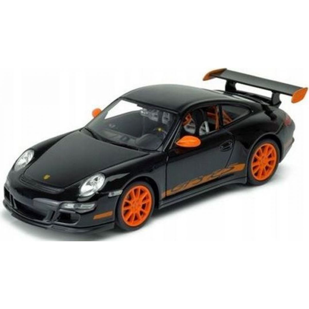 Welly Auto Porsche 911GT3 RS 1:24 černé