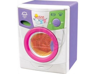 Dromader Pračka na baterie - Bílá