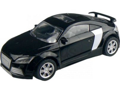 Dromader RC Auto Racing - Černá