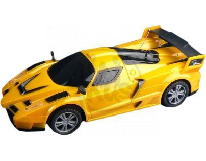 Dromader RC Auto Racing - Žluté s tmavými skly