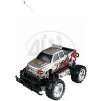 Dromader RC Monster Truck - Stříbrná