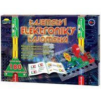 DROMADER 85955 - Tajemství elektroniky - 180 experimentů