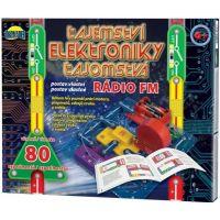 DROMADER 85956 - Tajemství elektroniky - 80 projektů a FM rádio