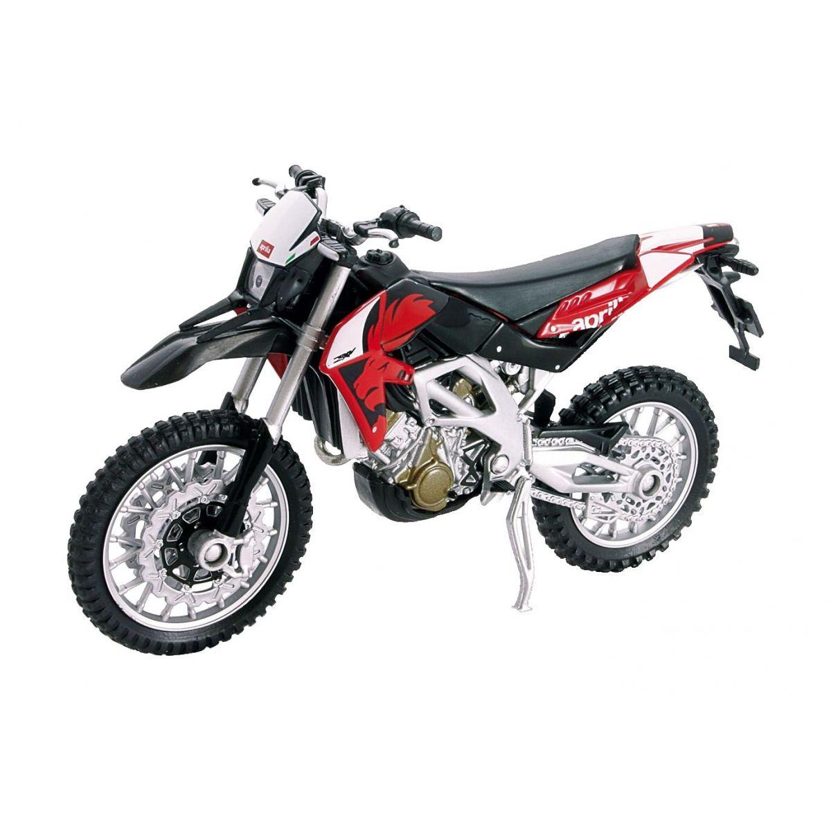 Dromader Welly Motorka 11cm Aprilia RXV 450