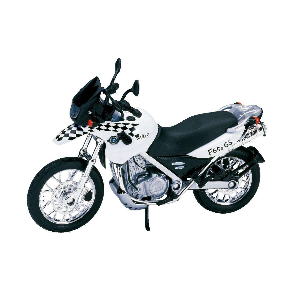 Dromader Welly Motorka 11cm - BMW F650 GS Dakar