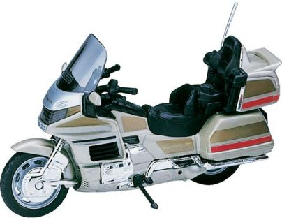 Dromader Welly Motorka 11 cm - Honda Gold Wing