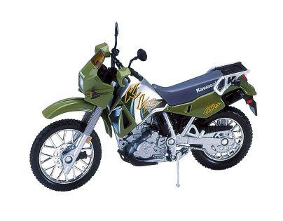 Dromader Welly Motorka 11cm - Kawasaki KLR 650