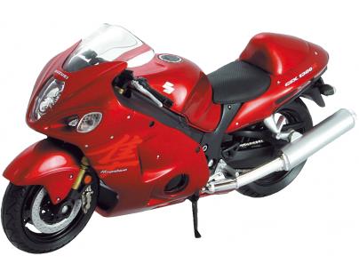 Dromader Welly Motorka 11 cm - Suzuki Hayabusa