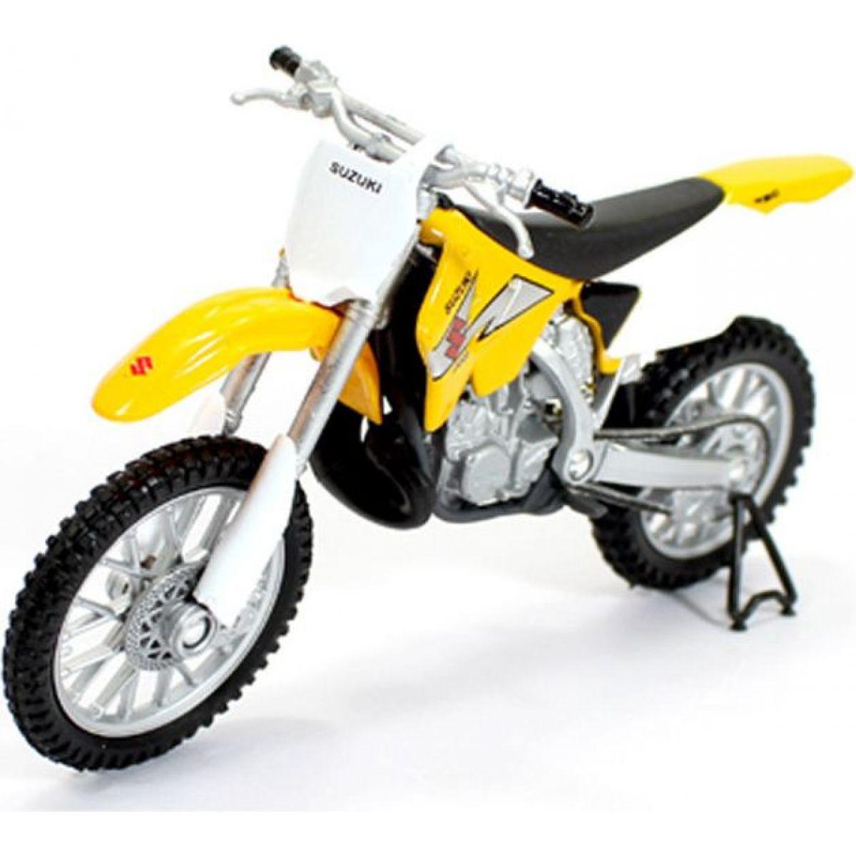 Dromader Welly Motorka 11cm Suzuki RM250