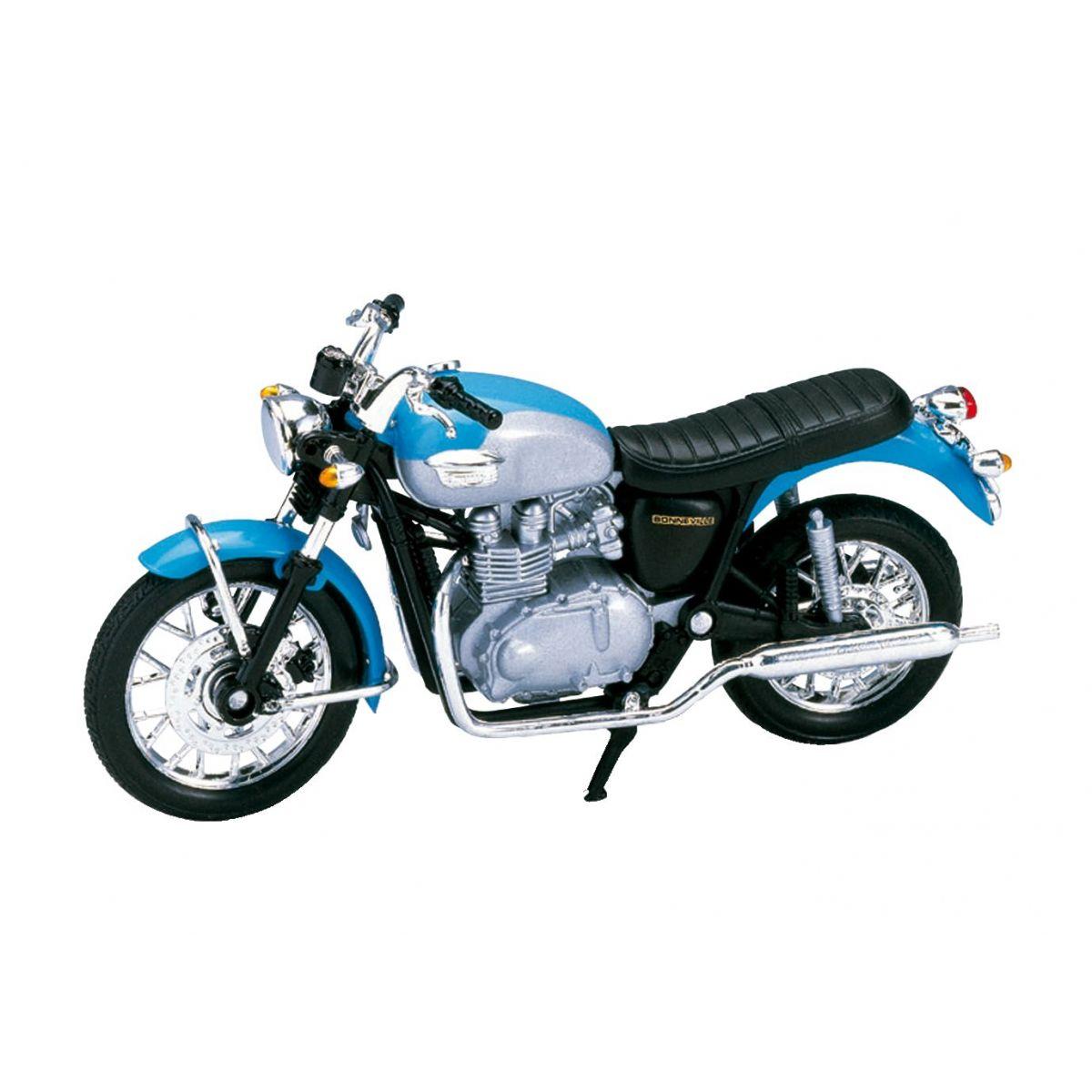 Dromader Welly Motorka 11cm - Triumph Bonneville