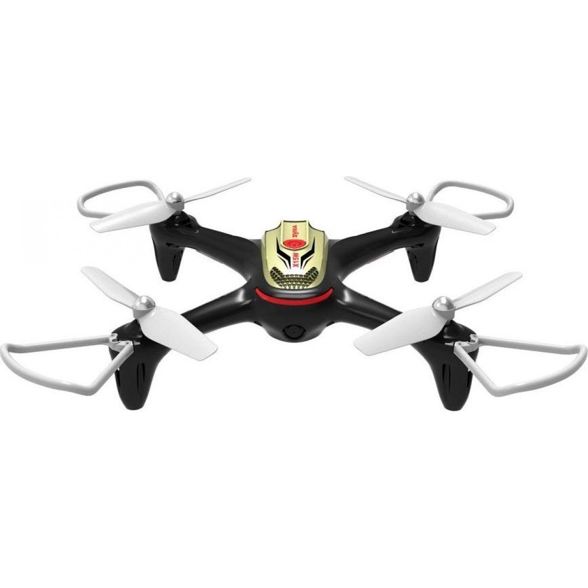 Made Dron na dálkové ovládání X15W černý