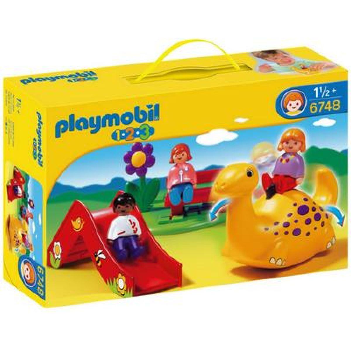 Playmobil 6748 - Dětské hřiště