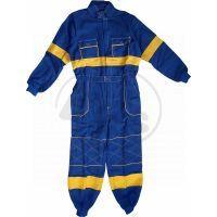 Dětská montérková kombinéza vel. 140 - Modrá